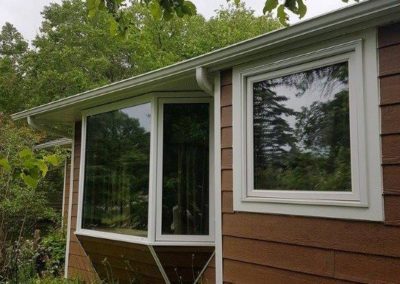 Bay and Side Window