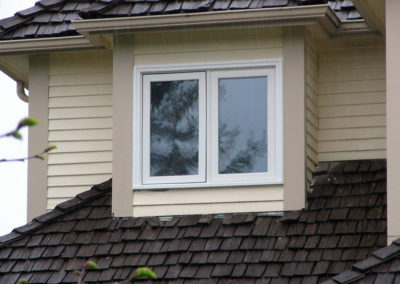 Second Floor Window